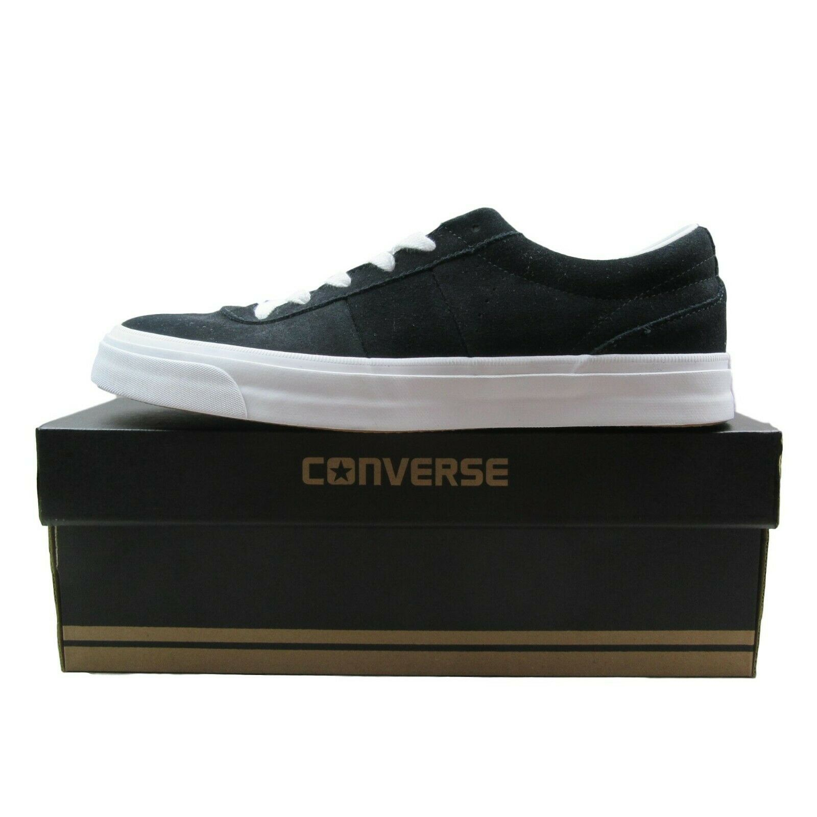 Converse Skate One Star CC Ox Black Sneakers 155578C