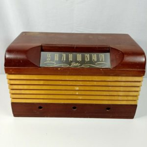 delco-wood-mantel-table-top-tube-radio-vintage-replacement-housing-shell-lot-4