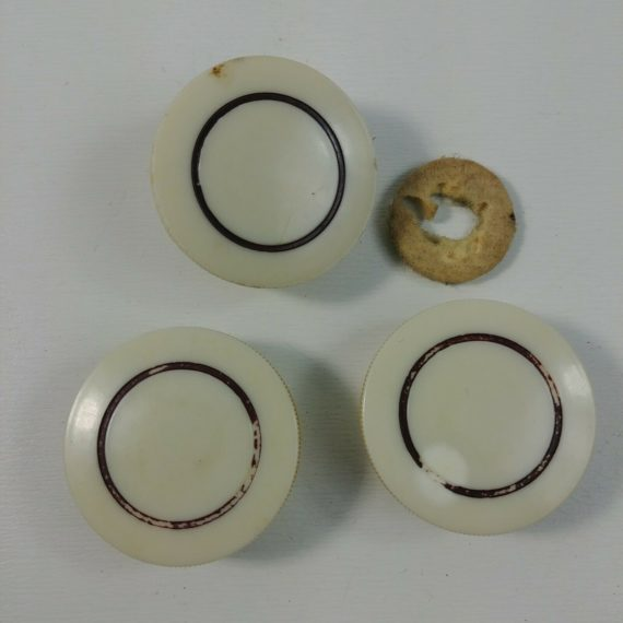 delco-wood-mantel-table-top-tube-radio-vintage-replacement-knobs-lot-2