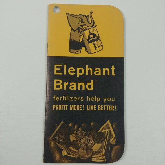 elephant-brand-fertilizer-agricultural-advertising-booklet-notepad-calendar-1962
