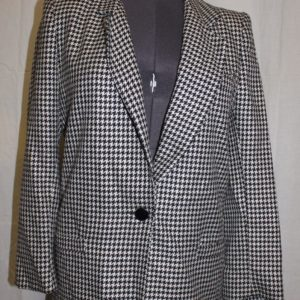 ferncroft-made-in-usa-womens-black-white-patterned-blazer