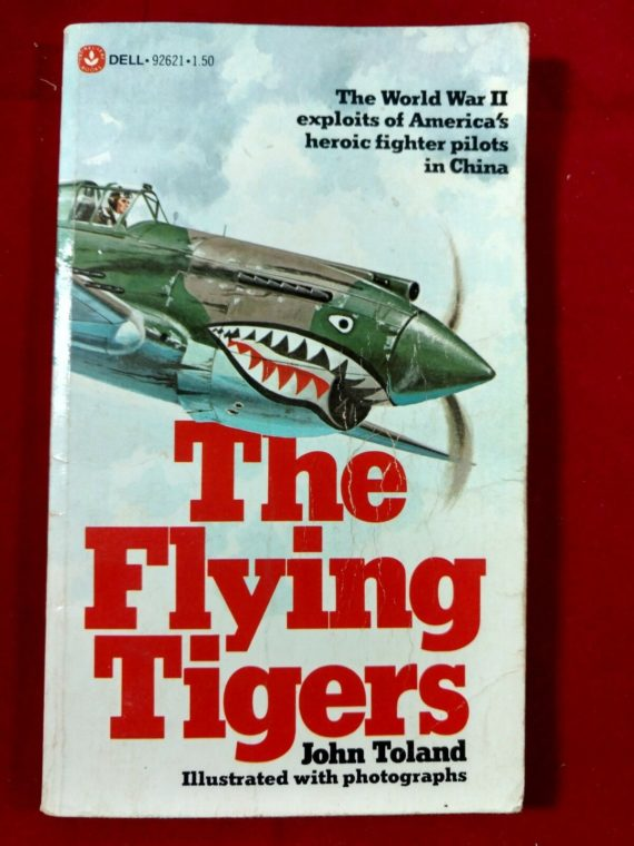 flying-tigers-wwii-john-toland-1979-laurel-leaf-library-dell-publishing-co