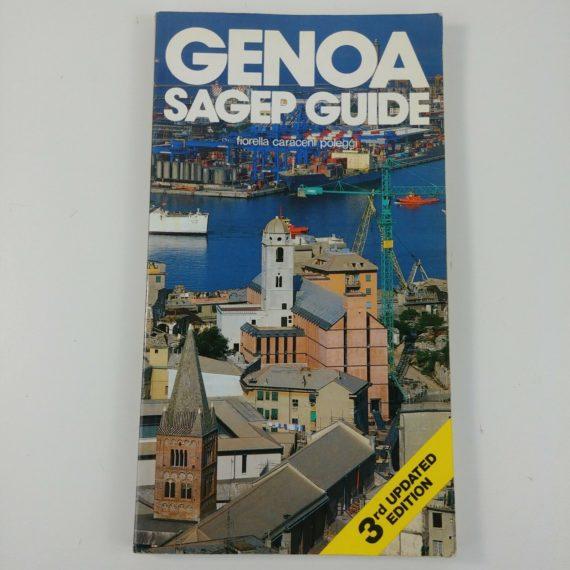 genoa-sagep-guide-fiorella-caraceni-poleggi-1989-italian-tourist