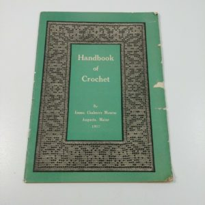 handbook-of-crochet-by-emma-chalmers-monroe-1917-vintage-edging-lace-pattern