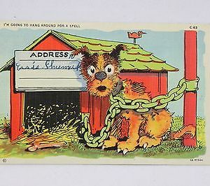 im-going-to-hang-around-for-a-spell-dog-doghouse-postcard