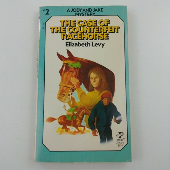 jody-and-jake-mystery-2-the-case-of-the-counterfeit-racehorse-elizabeth-levy