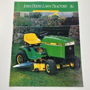 john-deere-lawn-tractors-100-series-vintage-sales-brochure-advertisement-4