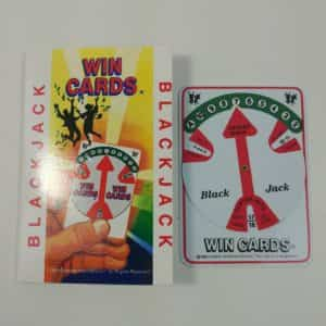las-vegas-black-jack-win-card-1993-gaming-international-quick-easy-good-luck