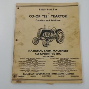 national-farm-machinery-coop-e3-tractor-repair-parts-list-gasoline-distillate