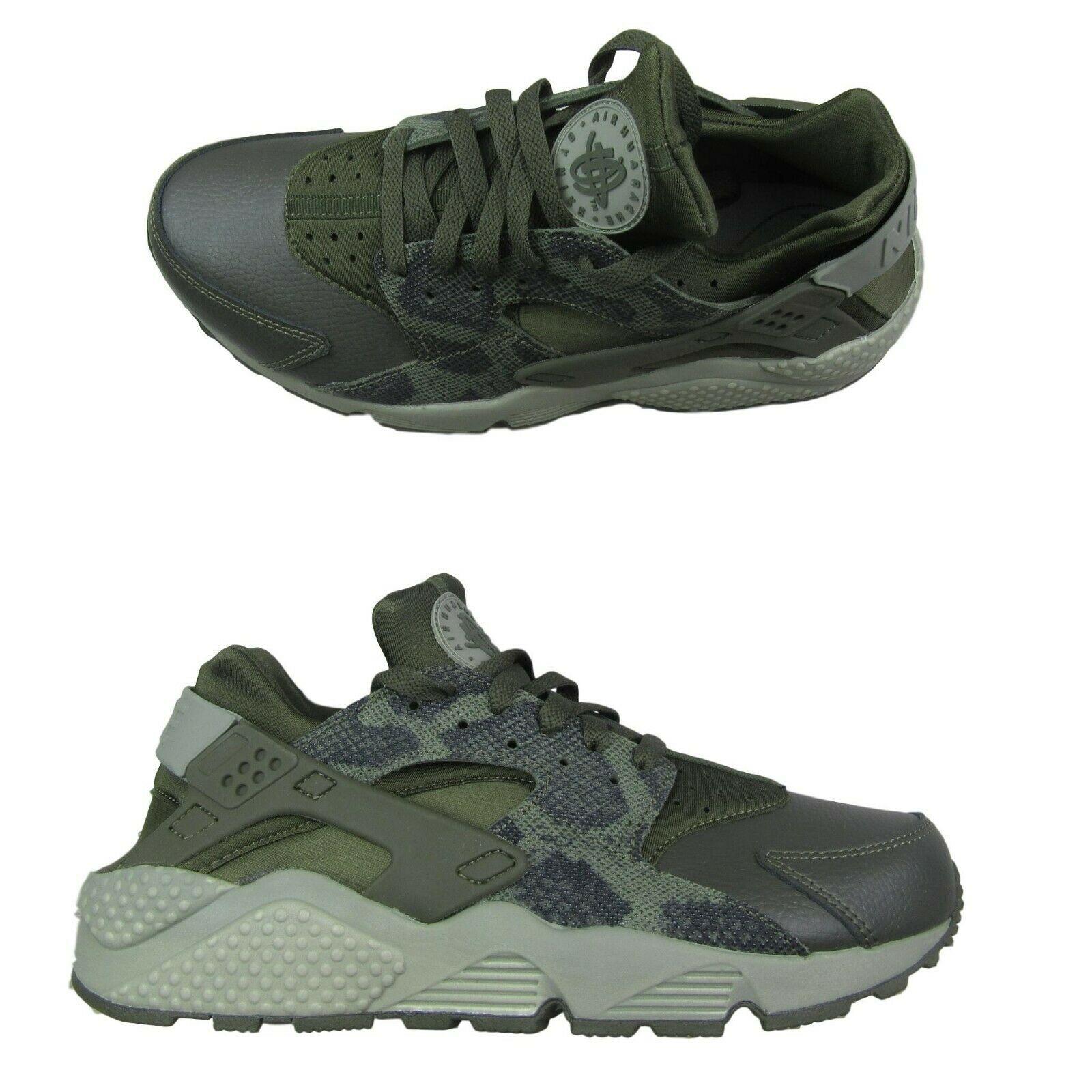 online store 431cb ee2c6 nike-air-huarache-run-premium-running-shoes-size-