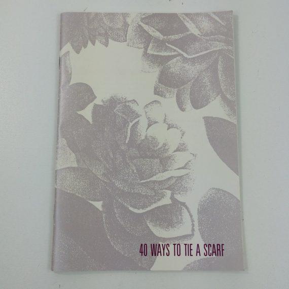 nordstroms-40-ways-to-tie-a-scarf-vintage-booklet-1987