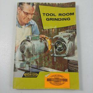 norton-abrasives-1963-handbook-on-tool-room-grinding-norton-company-vintage-book