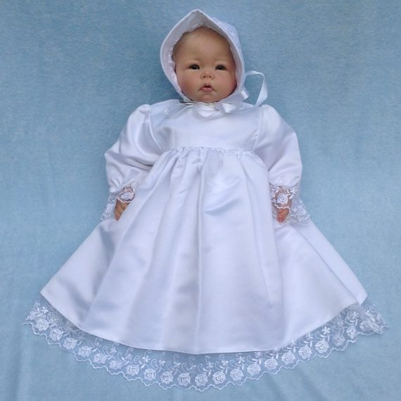 our-small-world-white-baptism-christening-dress-bonnet-l-size-xs-mos