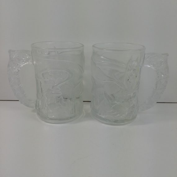 pair-2-mcdonalds-batman-forever-batman-movie-1995-dc-comics-glass-mugs-cups