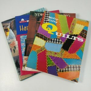 quilt-books-nifty-fifty-start-quilting-hand-applique-treasury-of-patterns-lot-1