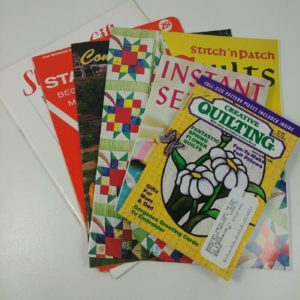 quilting-craft-books-creative-instant-sewing-stitch-n-patch-stitch-a-gift-lot-3