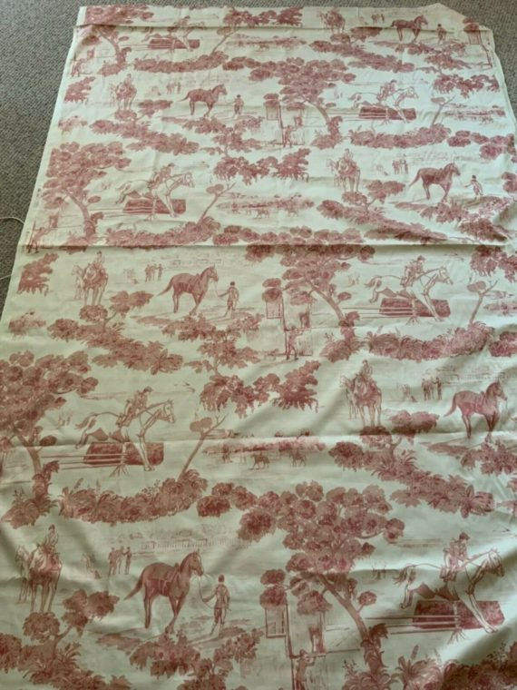 ralph-lauren-toile-fox-hunting-horse-designer-fabric-81x53
