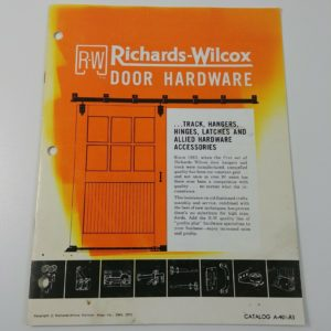 richards-wilcox-door-hardware-1971-catalog-track-hangers-hinges-latches-vintage