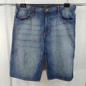 sean-john-blue-denim-jean-shorts-mens-size-42-100-cotton