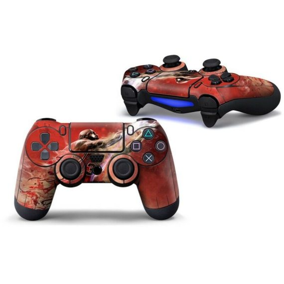 sony-ps4-red-air-jordan-1-controller-decal-vinyl-cover-skin-wrap-sticker