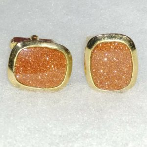 vintage-anson-goldtone-cufflinks-sparkly-center-stone-mens-costume-jewelry