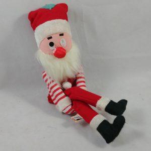 vintage-christmas-collectible-10-stuffed-plush-felt-santa-elf-knee-hugger-bell