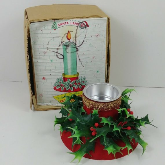 vintage-santa-land-holiday-table-decoration-candle-stick-holder-holly-1
