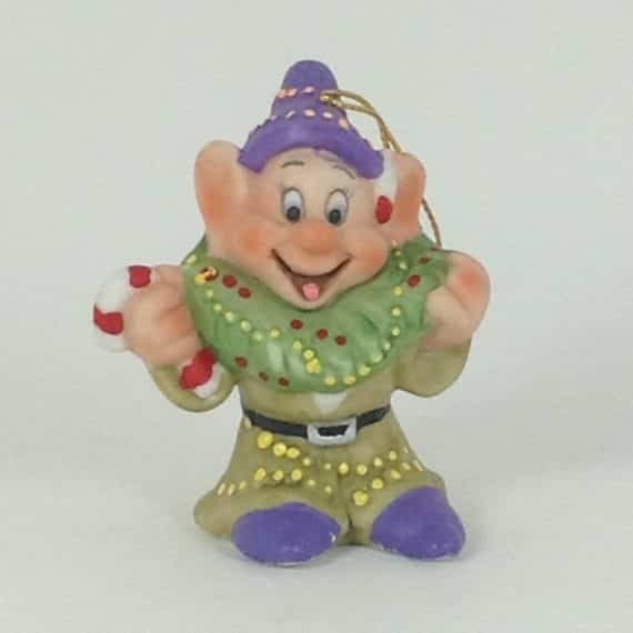 schmid-walt-disney-snow-white-th-anniversary-dopey-holiday-ornament