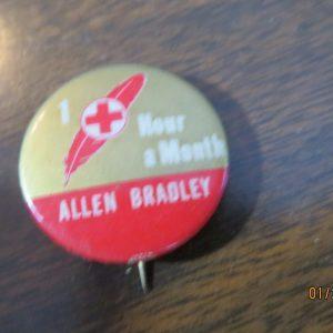 hour-a-month-allen-bradley-original-company-logo-advertising-pin
