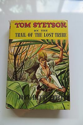 tom-stetsonon-the-trail-of-the-lost-tribe-john-henry-cutler-book