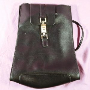 black-faux-leather-backpack-purse-mondani-new-york-soft-feel-x