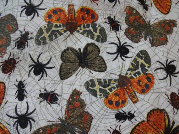 creepy-moths-spiders-bugs-handmade-cotton-pillowcase-standard-queen-halloween-gift