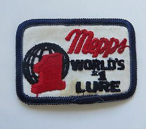 old-mepps-worlds-lure-company-fish-fishing-collectible-old-souvenir-patch