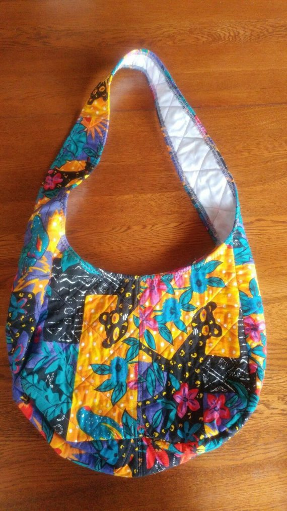 quilt-patchwork-hippie-hobo-crossbody-sling-shoulder-bag-tropical-parrot-boho