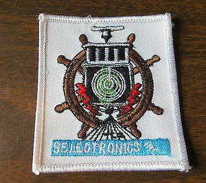 selectronics-inc-company-logo-fishing-sonar-for-boats-advertising-patch