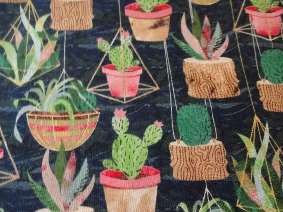 southwest-cactus-baskets-handmade-cotton-pillowcase-standard-queen-unique-gift