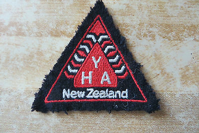 y-h-a-youth-hostel-association-new-zealand-s-vintage-collectible-patch