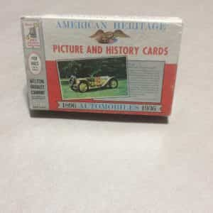 american-heritage-picture-and-history-cards-milton-bradley-to-automobile-cards