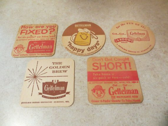 different-gettelman-coastersall-old-happy-daysdont-get-caught-shortbeer