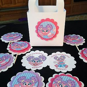 abby-cadabby-birthday-party-supplies-cupcake-toppers-stickers-personalized