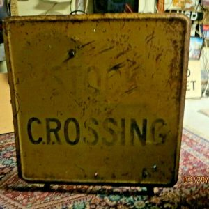 antique-heavy-stock-crossing-cattle-sign-with-flip-open-self-standing-scarce