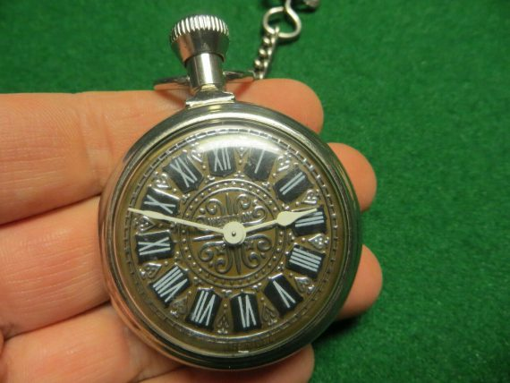beautiful-westclox-pocket-watch-wind-up-working-with-chain-watch