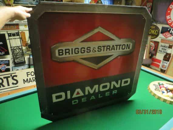 briggs-stratton-diamond-dealer-award-embossed-dealer-sign-scioto-sign-co