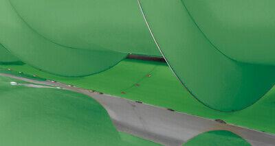 John Deere 600 Series Flex Head Auger Liner – Green