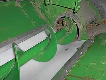 John Deere 9760 STS, 9860 STS, 9670 STS, Grain Tank Auger Trough Liner (Kit)