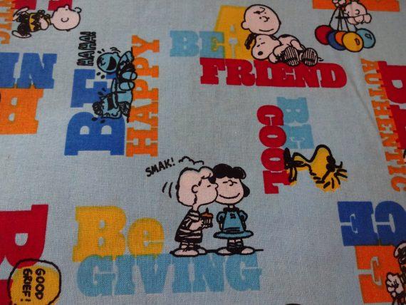 rare-peanuts-gang-be-a-friend-handmade-cotton-pillowcase-standard-queen-classic-gift-last