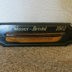 the-wessex-bristol-wooden-boat-on-plaque-nautical-wall-hanging