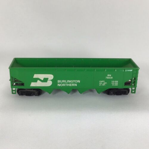 tyco-ho-ft-quad-hopper-bn-burlington-northern