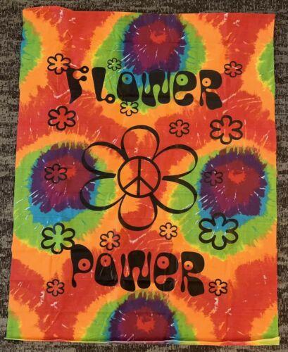 tye-dye-wall-hanging-peace-flower-power-hippie-tapestry-silk-screened-x