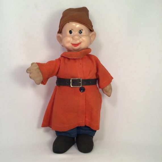 vintage-ideal-doll-co-walt-disney-composition-dopey-doll-compo-head